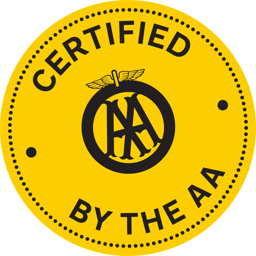 Certified by AA Regency Autos Cambridge
